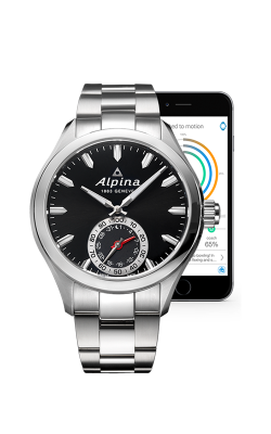 Alpina Horological Smart Watch AL-285BS5AQ6B product image