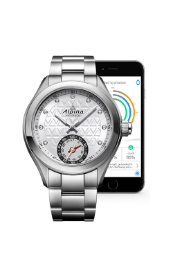 Alpina Horological Smart Watch AL-285STD3C6B product image