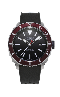 Alpina Seastrong Diver 300 Automatic Watch AL-525LBBRG4V6 product image