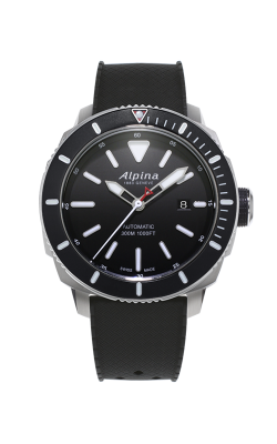 Alpina Seastrong Diver 300 Automatic Watch AL-525LBG4V6 product image
