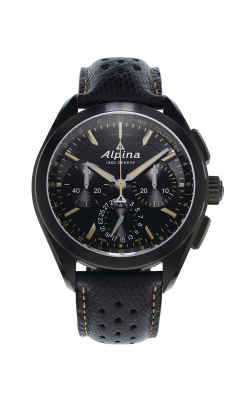Alpina Alpiner 4 Manufacture Flyback Chronograph Watch AL-760BBG5FBAQ6 product image