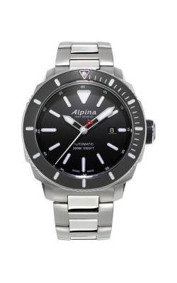 Alpina Seastrong Diver 300 Watch AL-525LBG4V6B product image