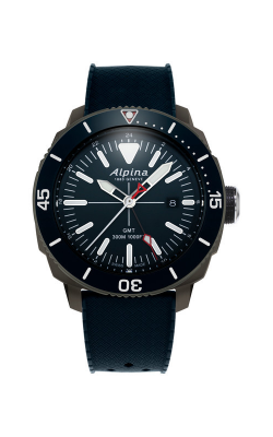 Alpina Driver Quartz GMT AL-247LNN4TV6