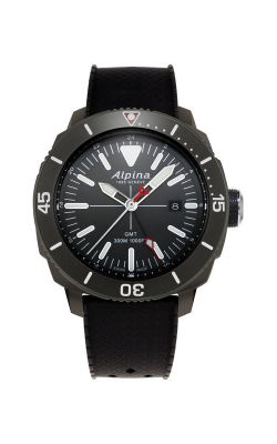 Alpina Driver Quartz GMT AL-247LGG4TV6