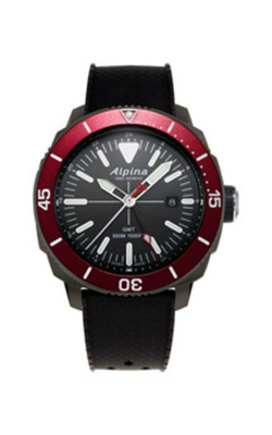 Alpina Driver Quartz GMT AL-247LGBRG4TV6