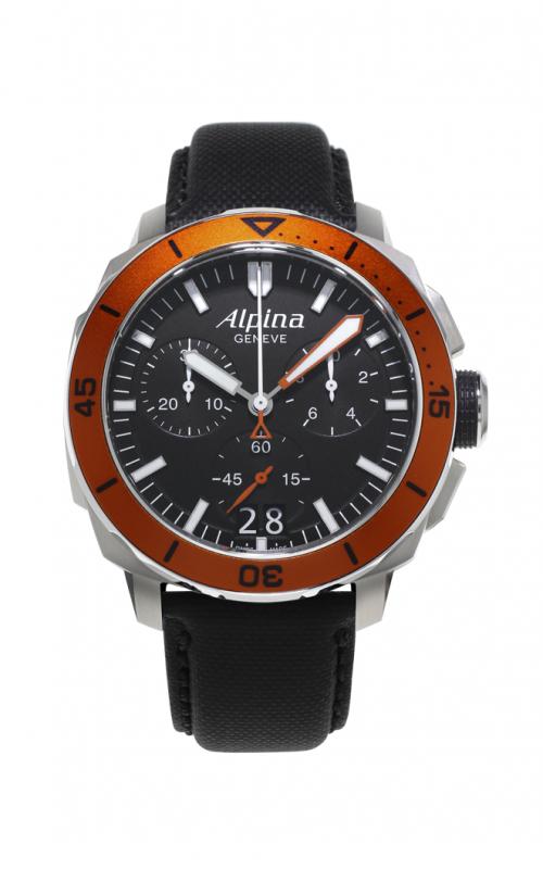 Alpina Pilot Quartz Chronograph AL-372LBO4V6