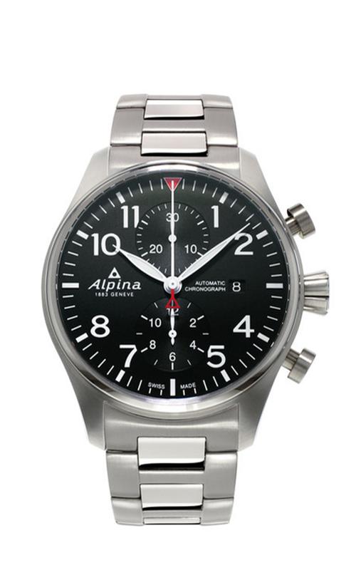 Alpina Pilot Automatic Chronograph AL-725B4S6B