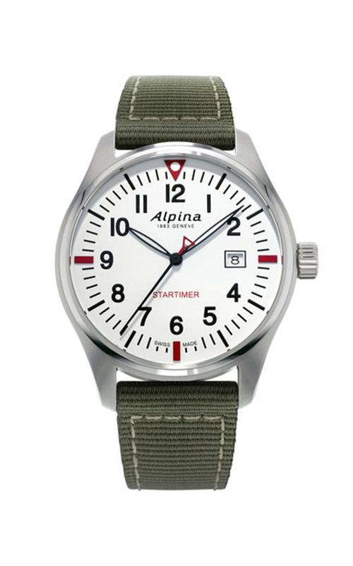 Alpina Pilot Quartz AL-240S4S6