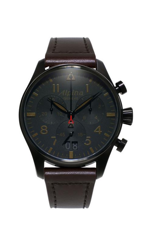 Alpina Pilot Quartz Chronograph AL-372BBG4FBS6