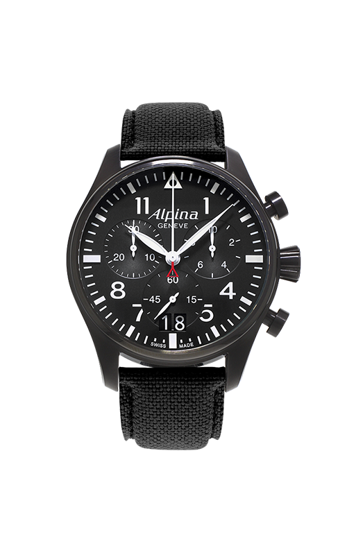 Alpina Aviation Startimer Pilot Watch AL-372B4FBS6 product image