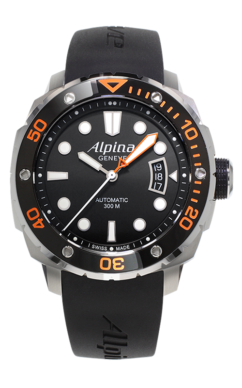 Alpina Diving Extreme Diver  Watch AL-525LBO4V26 product image