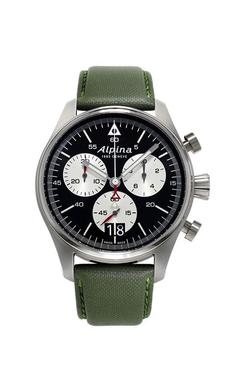 Alpina Startimer Pilot Big Date Watch AL-372BS4S6 product image