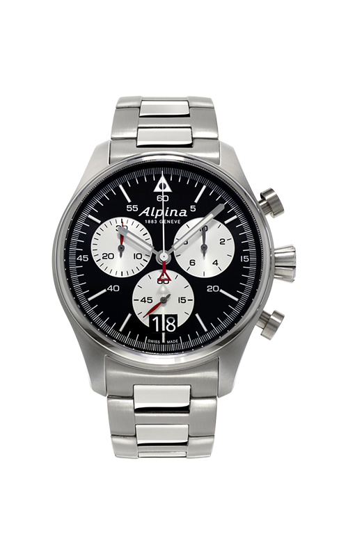Alpina Startimer Pilot Big Date Watch AL-372BS4S6B product image