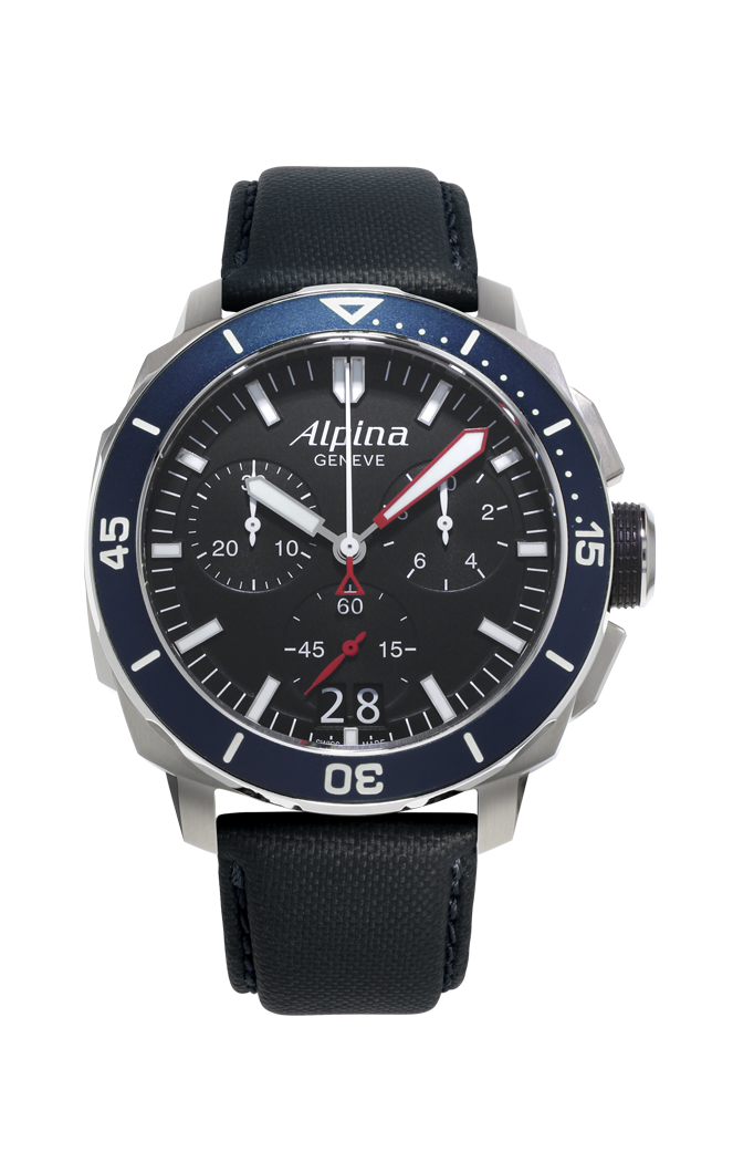 Seastrong Diver 300 Quartz Chronograph Watch AL-372LBN4V6 product image