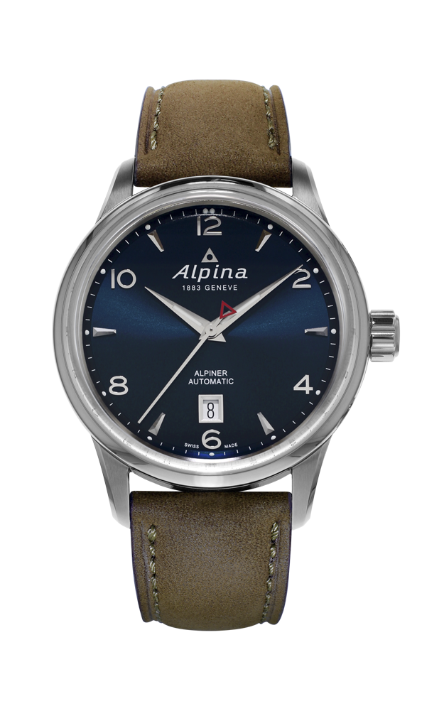 Alpina Alpiner Automatic Watch AL-525N4E6 product image