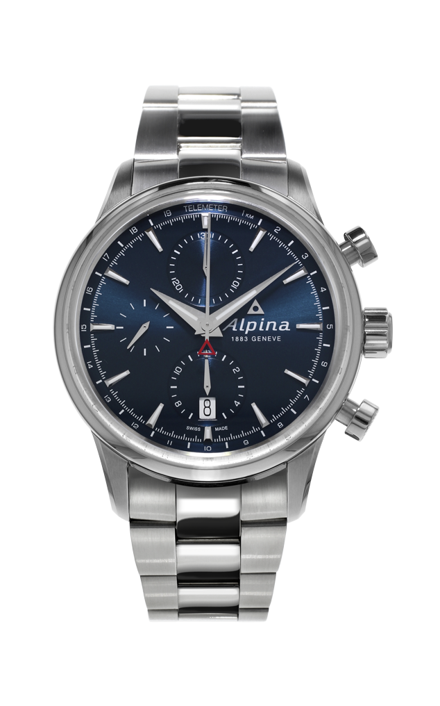 Alpina Alpiner Automatic Chronograph Watch AL-750N4E6B product image