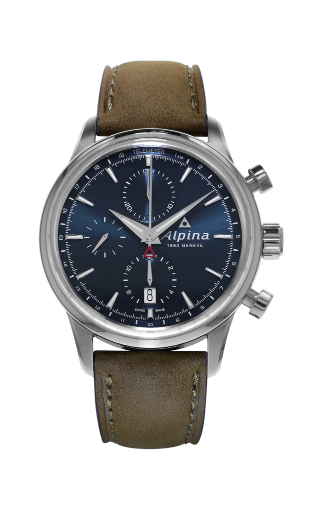 Alpina Alpiner Automatic Chronograph Watch AL-750N4E6 product image