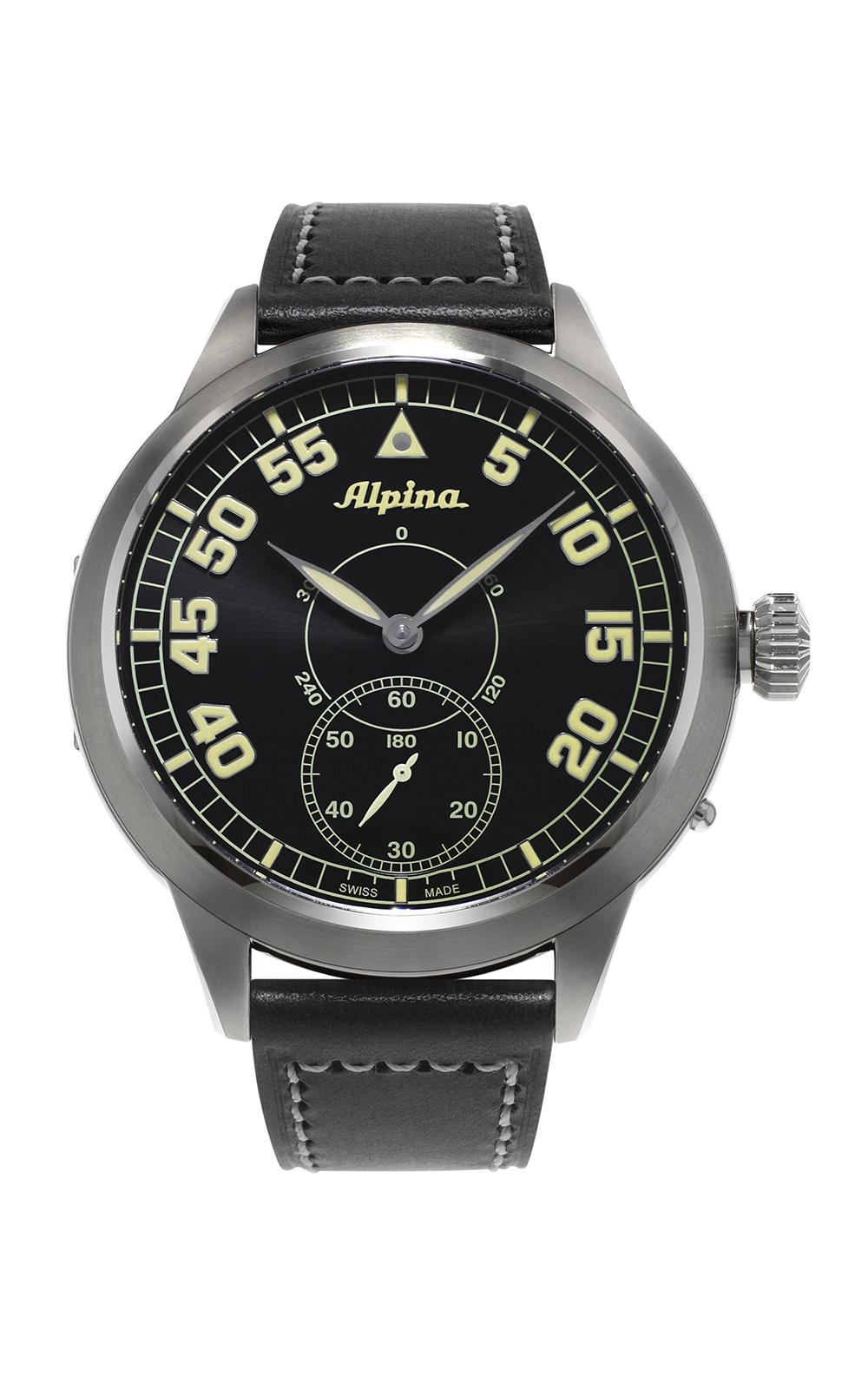 Alpina Pilot Heritage Watch AL-435BN4SH6 product image