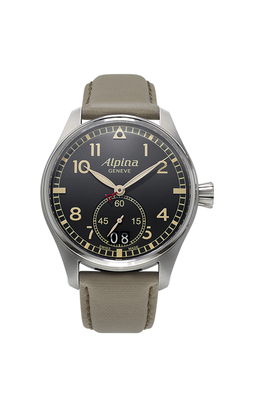 Alpina Startimer Pilot Big Date Watch AL-280BGR4S6 product image