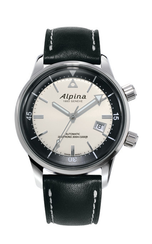 Alpina Seastrong Diver Heritage Watch AL-525S4H6 product image