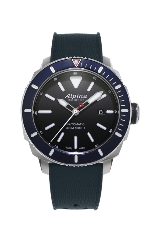 Alpina Seastrong Diver 300 Watch AL-525LBN4V6 product image