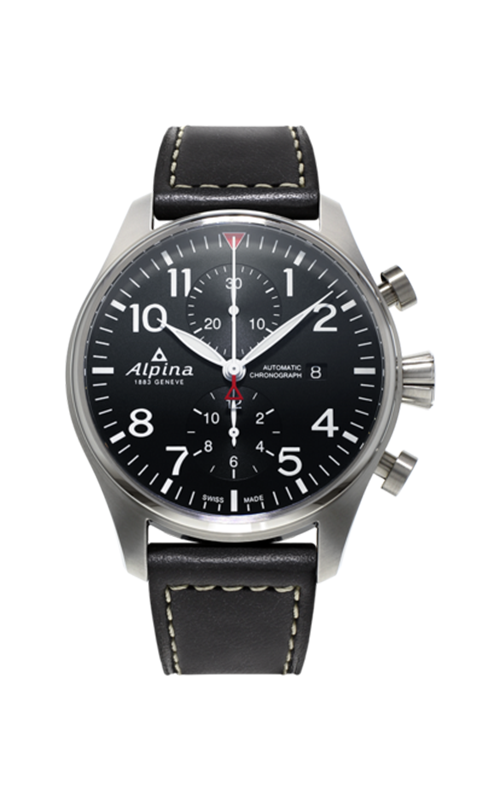 Alpina Startimer Pilot Automatic Chronograph Watch AL-725B4S6 product image