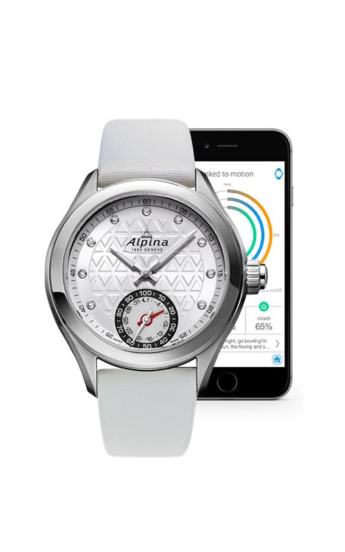 Alpina Horological Smartwatch AL-285STD3C6 product image