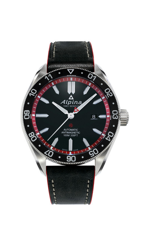 Alpina Alpiner 4 Automatic Watch AL-525BR5AQ6 product image
