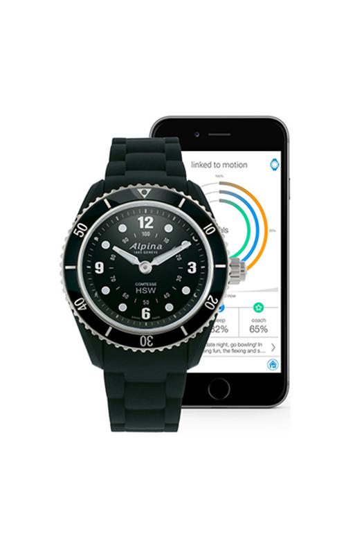Alpina Horological Smartwatch Comtesse AL-281BS3V6 product image