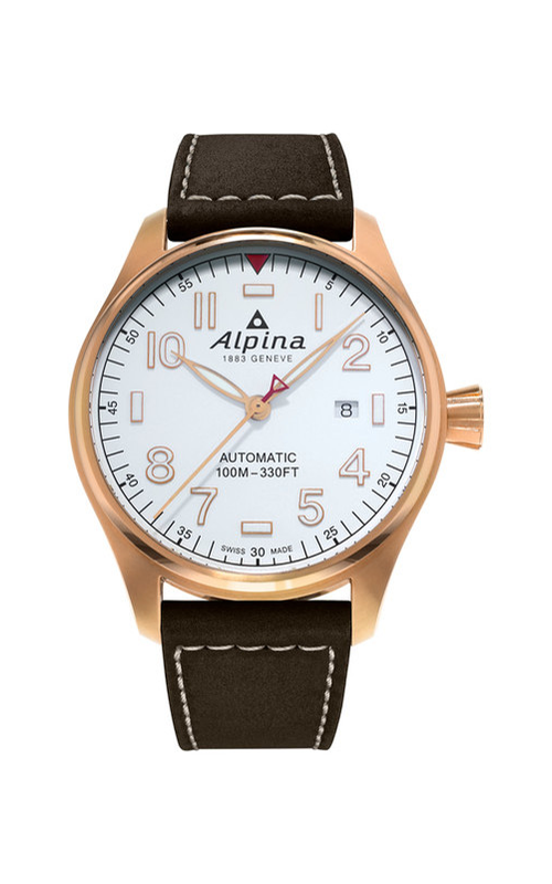 Alpina Startimer Pilot Automatic Watch AL-525S4S4 product image