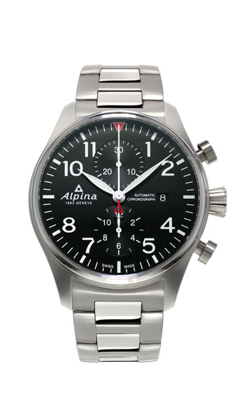Alpina Startimer Pilot Automatic Chronograph Watch AL-725B4S6B product image