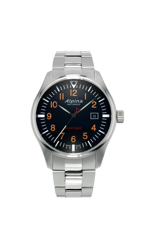 Alpina Startimer Pilot Quartz Watch AL-240N4S6B product image