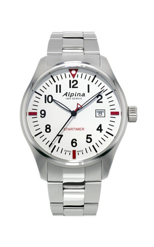 Alpina Startimer Pilot Quartz Watch AL-240S4S6B product image
