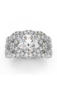 Amden Jewelry Glamour Collection AJ-R7357-1