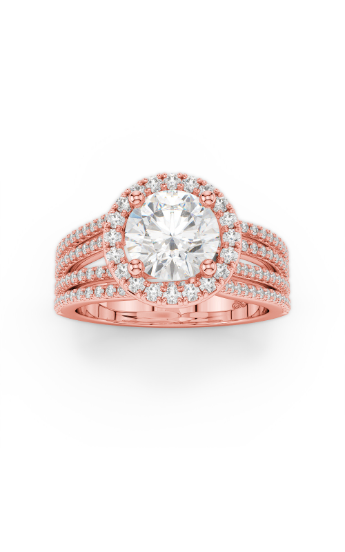 Amden Jewelry Glamour Collection Engagement ring AJ-R7556-2 product image