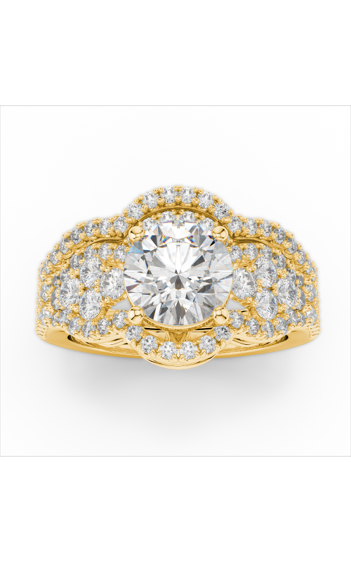 Amden Jewelry Glamour Collection Engagement ring AJ-R8302 product image