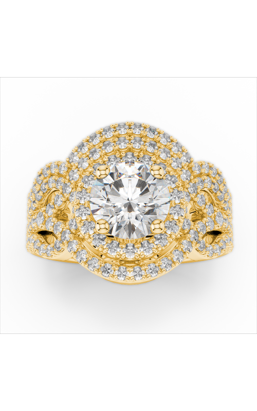 Amden Jewelry Glamour Collection Engagement ring AJ-R8303 product image