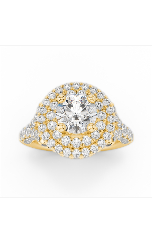 Amden Jewelry Seamless Collection Engagement ring AJ-R9660 product image