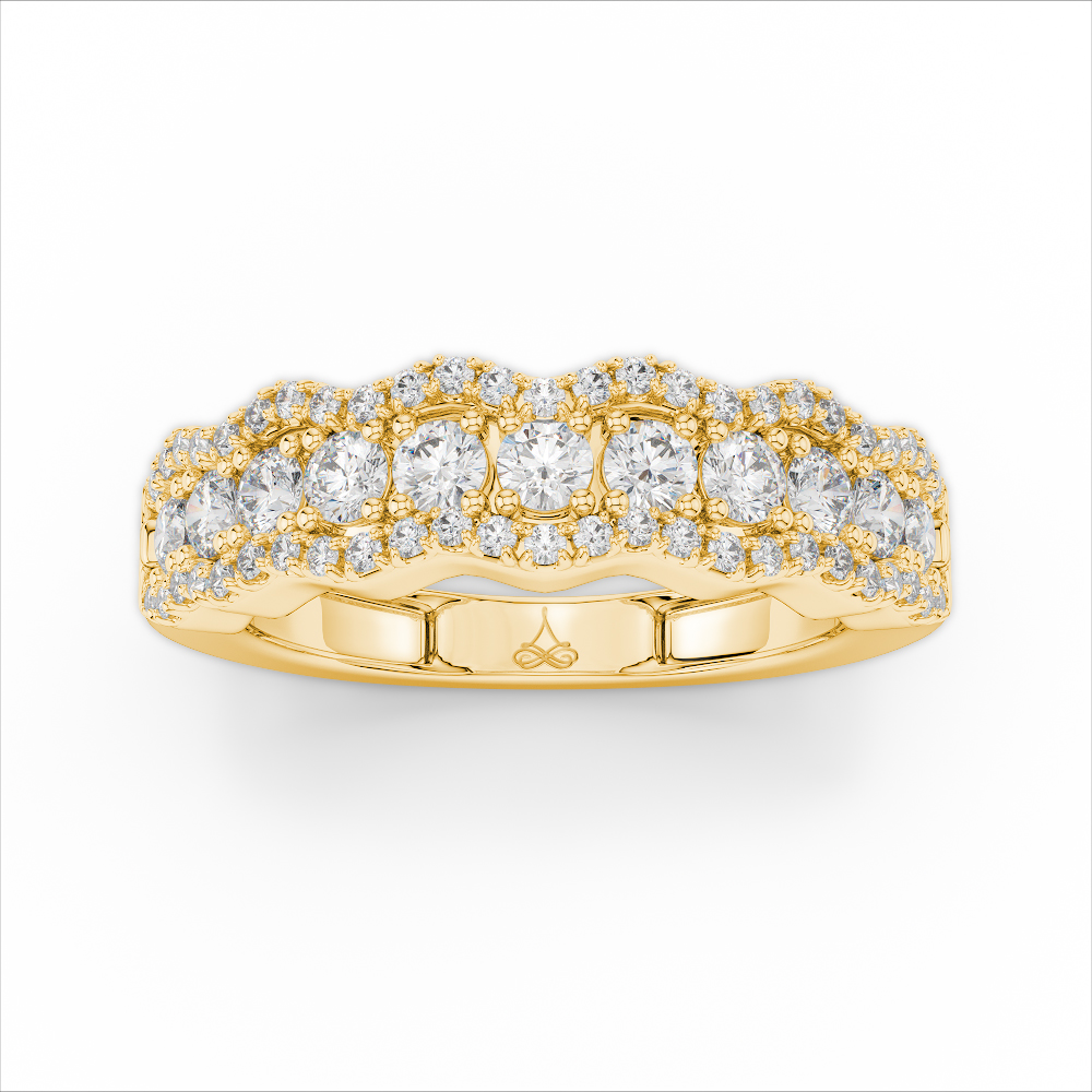 Amden Jewelry Wedding Band AJ-R7562 product image