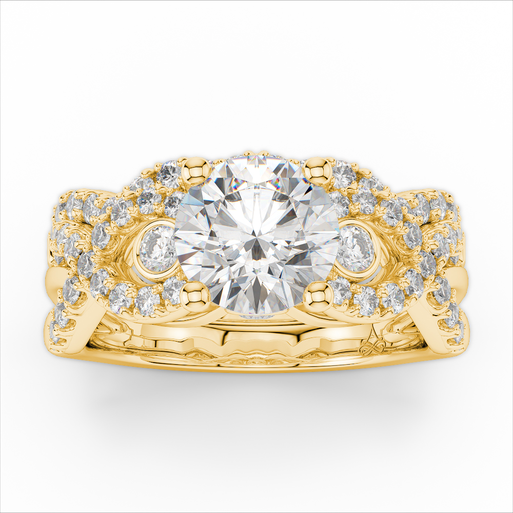 Amden Jewelry Engagement Ring AJ-R7356 product image