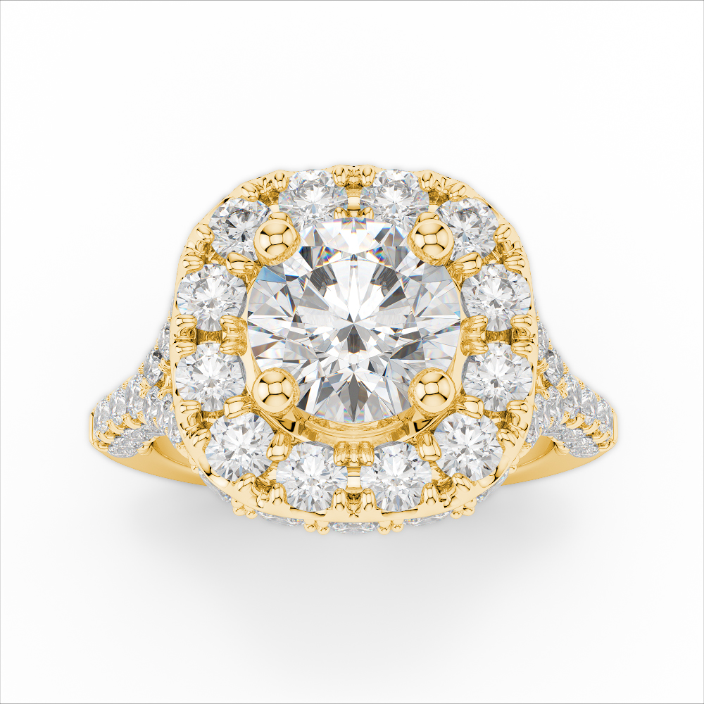 AMDEN Seamless Collection Engagement Ring AJ-R9664 product image
