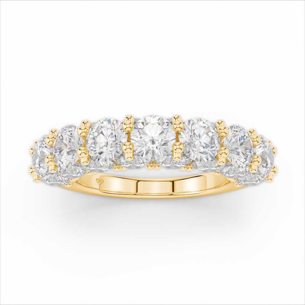 AMDEN Seamless Collection Wedding Band AJ-R8862 product image