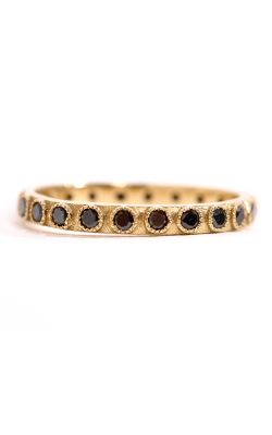 Armenta Black Diamond Stack Ring 01349 product image