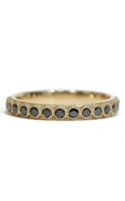 Armenta Black Diamond Stack Ring 03081 product image