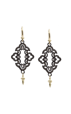 Armenta Open Scroll Drop Earrings 08615 product image