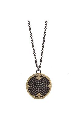 Armenta Disc Pave Pendant Necklace 10275 product image