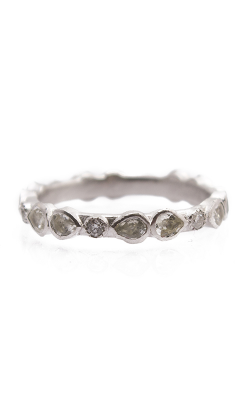 Armenta Diamond And Sapphire Scattered Stack Ring 03192 product image