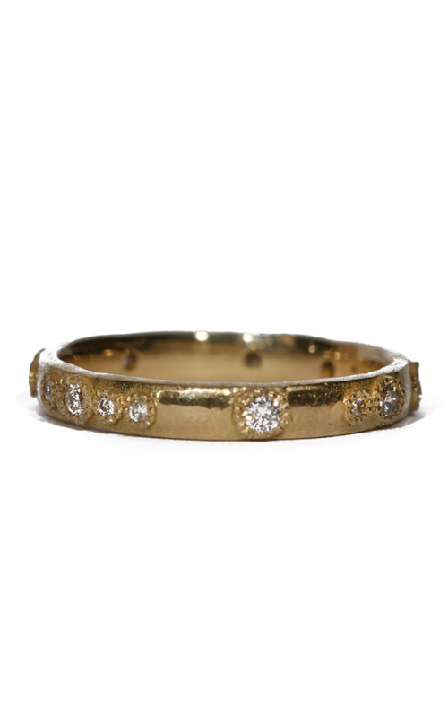 Armenta Scattered White Diamond Stack Ring 01353 product image