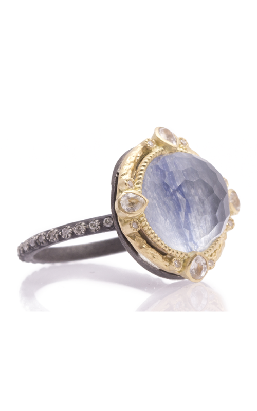 Armenta Round Stack Ring with Kyanite Doublet 07152 product image