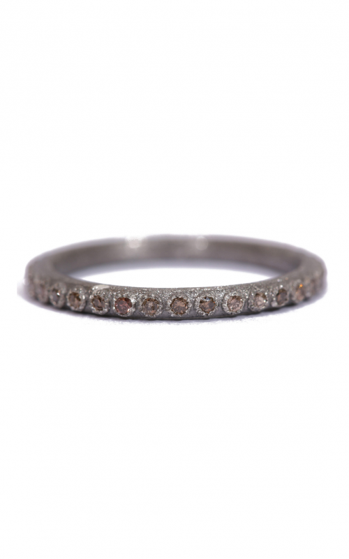 Armenta Champagne Diamond Stack Ring 02783 product image
